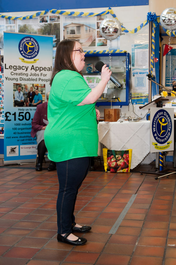 Warrington-Disability-Partnership-Surprise-25th-Anniversary